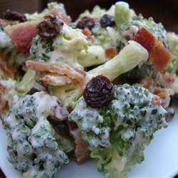 Салат из брокколи от Алисы