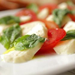 Классический салат Капрезе