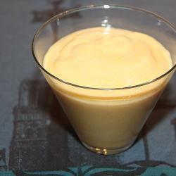 Манго-ананасовый смузи