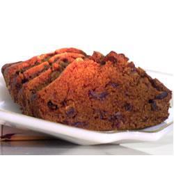Пирог с финиками и грецкими орехами