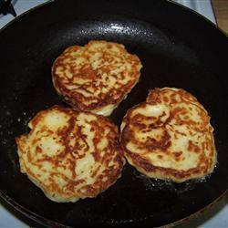 Ирландские Бокшти (картофельные оладьи)