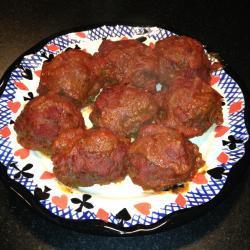 Мясные тефтели с томатным соусом