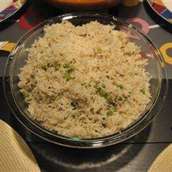 Ароматный индийский рис