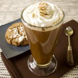 Ирландский кофе с Бейлис