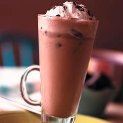 Кофейный коктейль Капучино с мороженым