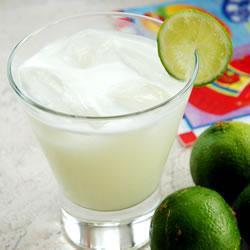 Лимонад из лаймов