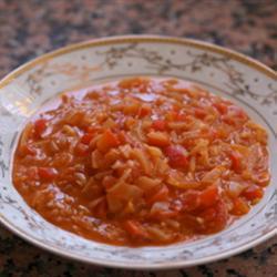 Ореховый суп