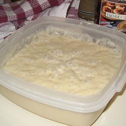 Простая закваска для хлеба и блинов