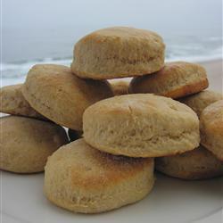 Бездрожжевые булочки на кефире