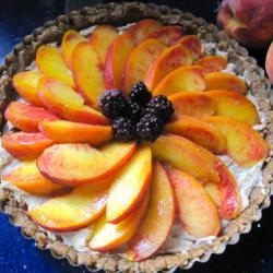 Ореховый пирог без выпечки