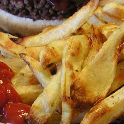 Картошка-фри для тех, кто считает калории