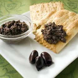 Оливада - Греческая закуска из маслин