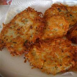 Хрустящие картофельные драники