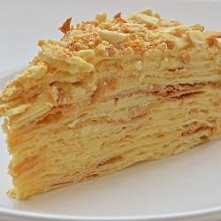 Торт Мамин Наполеон