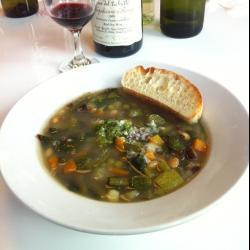 Суп Минестроне из Генуи