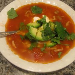 Мексиканский Тако-суп