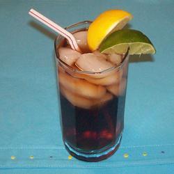 Чай со льдом по-техасски