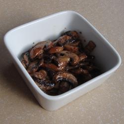 Грибочки в ароматном маринаде