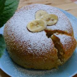 Пирог банановый в мультиварке