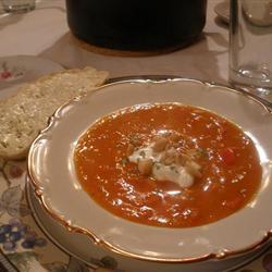 Африканский суп из арахиса