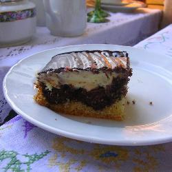 Торт Дунайские волны