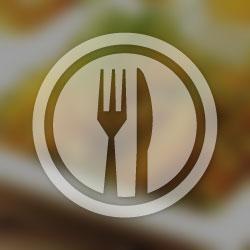 Салат с креветками и перцем