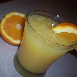Апельсиново-ванильная отвертка