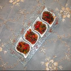 Рататуй из болгарского перца