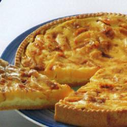 Пирог из айвы