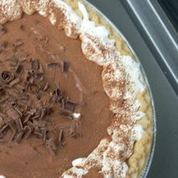 Невозможно вкусный пирог с шоколадным муссом