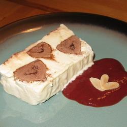 Французский торт-безе (Vacherin)