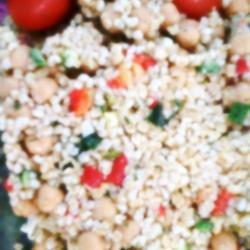 Ближневосточный салат из булгура